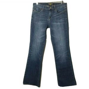 Lucky Brand Jeans low rise flare jeans 29 8